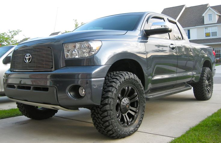 toyo open country for 20 inch rim on toyota tundra | ... XD778) Wheels and Toyo Open Country MT Tires on a 2007 Toyota Tundra
