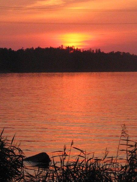sun sets... by Heli Aarniranta on ARTwanted