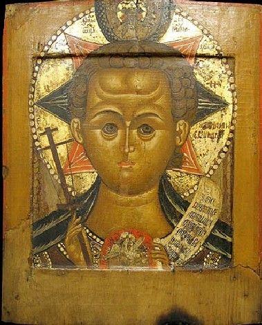 Emmanuel SPAS salvato buona silenzio Nord russo Ceredina XVIII secolo.