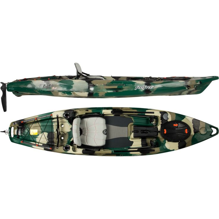 Feelfree lure 11 5 fishing kayak is 3 feet wide and 11 5 for Wide fishing kayak