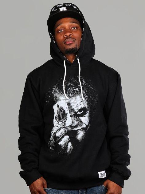 Hoodie der Marke Diamante Joker Hoody Black