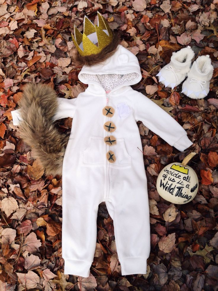 where the wild things are diy mom and baby costume