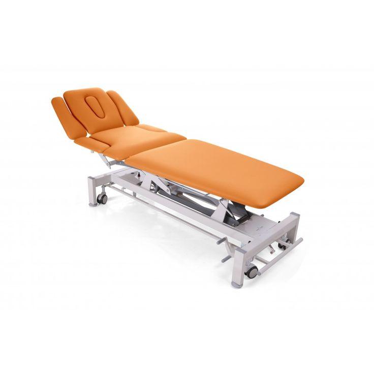 M-S7.F4 Terapeuta - Stół do masażu i rehabilitacji - siedmiosekcyjny