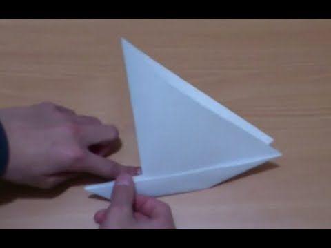 1000 id es sur le th me bateaux en papier sur pinterest bateau en origami origami et poissons - Fabriquer un bateau en papier ...