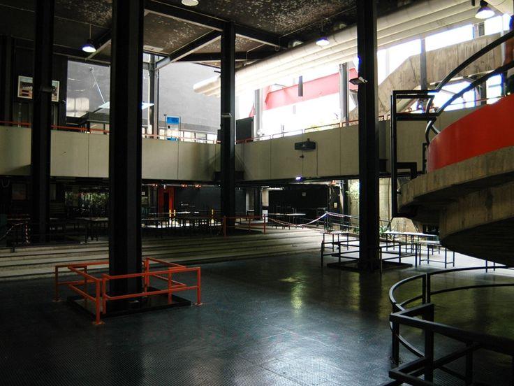 Ampliamento sede del politecnico di milano 1970 1983 for Architettura politecnico di milano