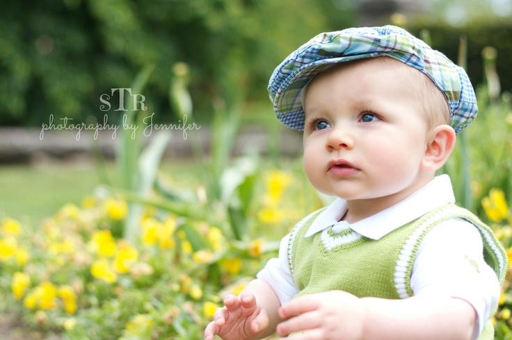 Beautiful baby boy! Cenntennial Park 8 month shoot  http://www.strforever.blogspot.com