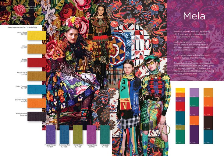 3 Yarn Color Trends of iFalli iWinteri 2020 i2020i LinkedIn
