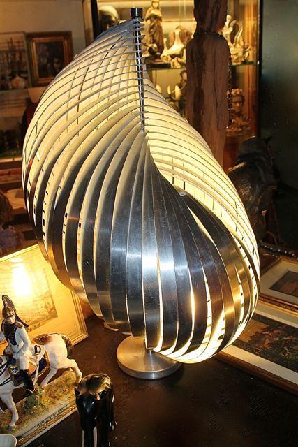 Réplique de lampes de Henri Mathieu.