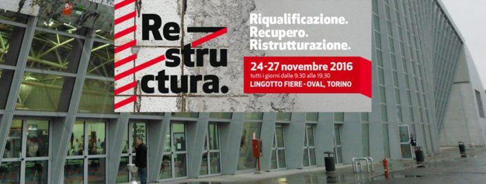 Restructura 2016 – Torino