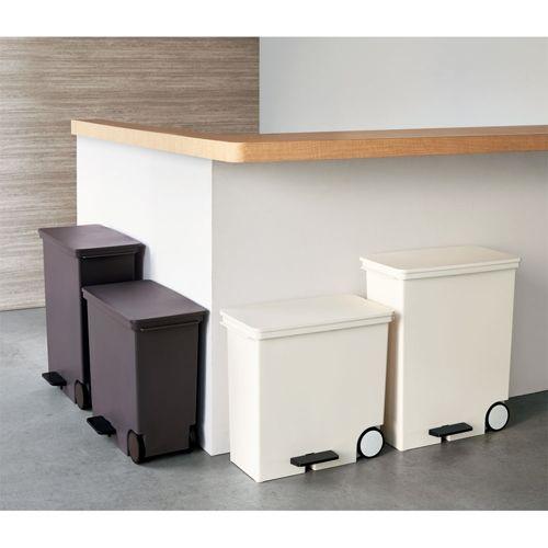 Ora オルア 横型ペダルペール 容量33L 分別ゴミ箱 通販 - ディノス