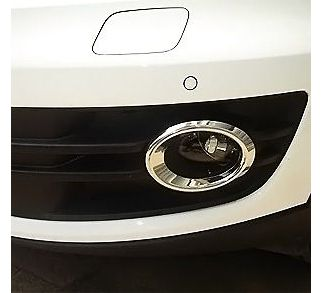chrome Fog Light cover trim for AUDI Q5 2010 - 2011