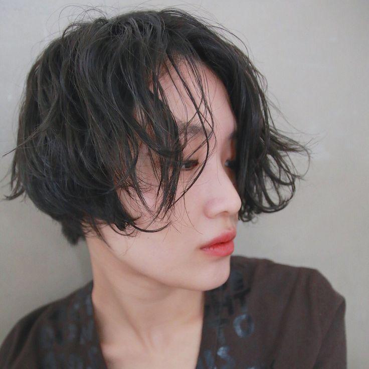【HAIR】津崎 伸二 / nanukさんのヘアスタイルスナップ(ID:199809)
