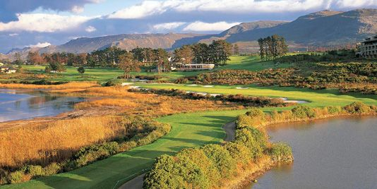 Winelands Arabella Golf Club