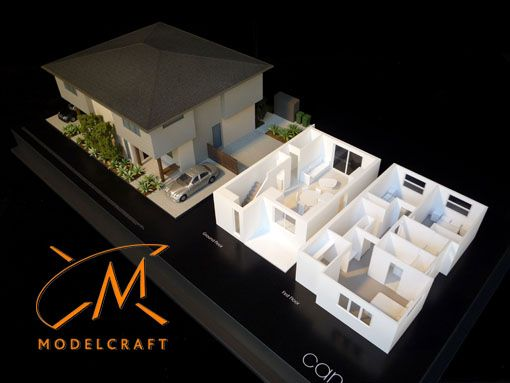 1:30 Interior Architectural Model by Modelcraft (NSW) Pty Ltd