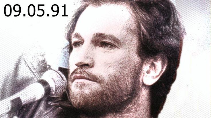 Игорь Тальков «Суд» — запрещено к показу на ТВ в РФ — Концерт 9 мая 1991...