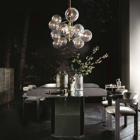 The best of luxury Dining Table design in a selection curated by Boca do Lobo to inspire interior designers looking to finish their projects in styles such as Art Deco, Contemporary, Scandinavian or Industrial . Round tables, small tables, large tables, oval tables, made from wood, marble, glass, metal. Discover our pieces: http://www.bocadolobo.com/en/products/dining-tables.php #bocadolobo #luxuryfurniture #exclusivedesign #interiodesign #designideas #interiodesign #decor #luxury