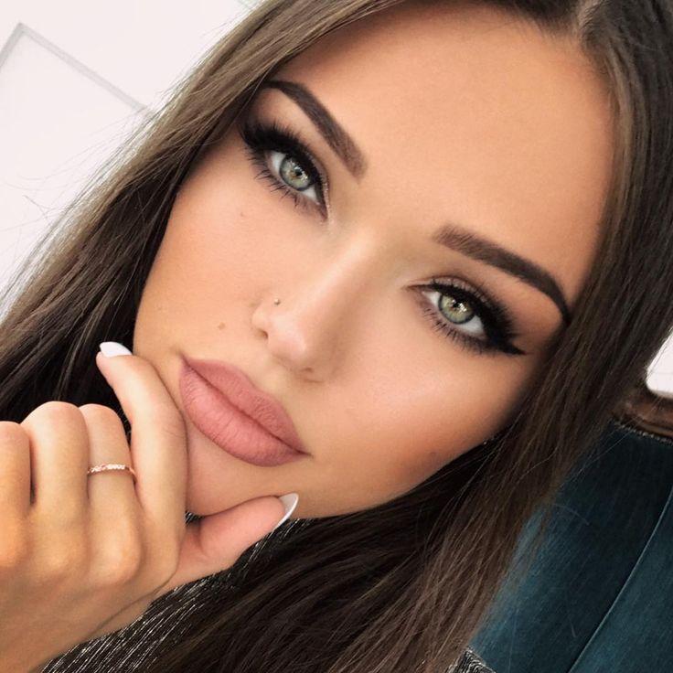 hübsches libanesisches Mädchen