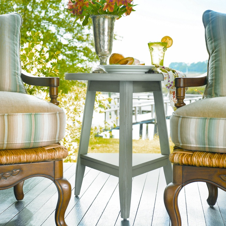 Universal Furniture   Paula Deen Home   Lamp Table in Spanish Moss   available at Furnitureland. 44 best Paula Deen Home Collection images on Pinterest