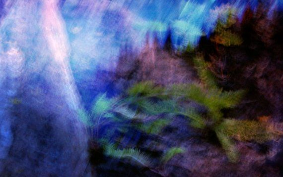 North Shore Blur 12x16 Photo Art by quercuscreations on Etsy, $49.00