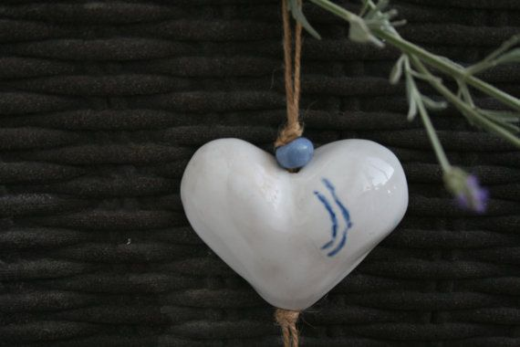 Aegean Blue Greek Paros Island Handmade by WillyaCollection. More information on Etsy.