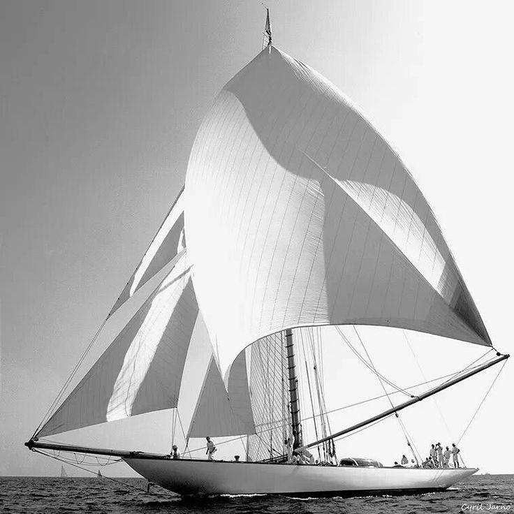 Segelboot zeichnung schwarz  135 besten Classic Sailing Bilder auf Pinterest | Segeln, Nautisch ...