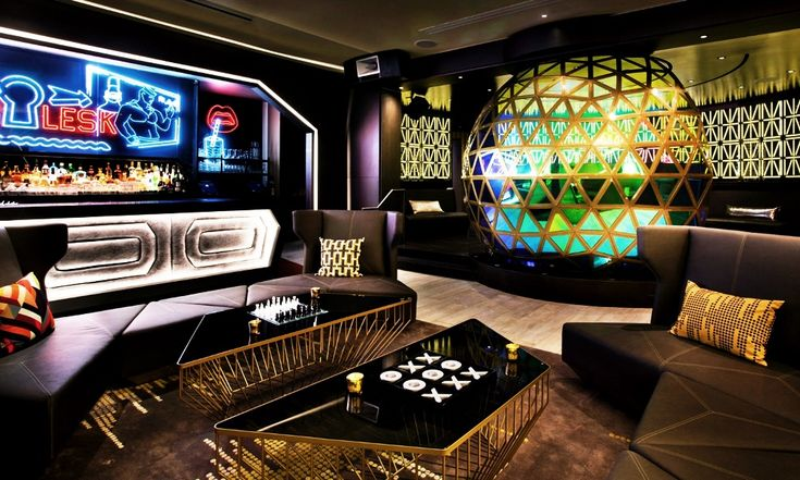 The 12 Best Hotel Bars in America | Cool Material