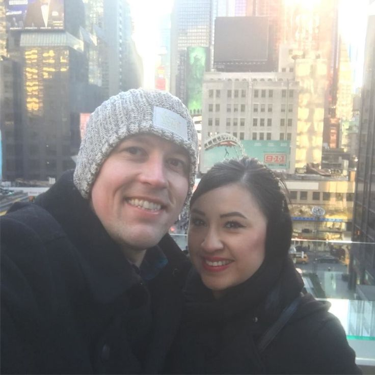 NYC for NYE!! #nye #nyc #newyork #newyorkcity #newyearseve #manhattan