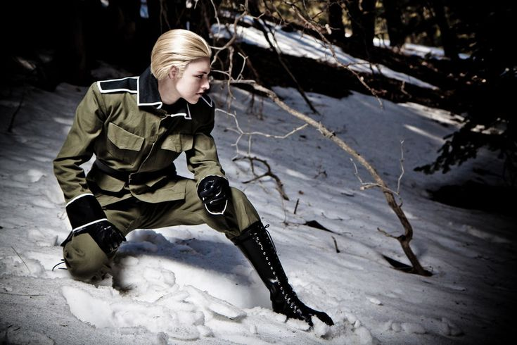 21 Axis Powers Hetalia Cosplay Photos( Arthur Kirkland +Turkish Military)