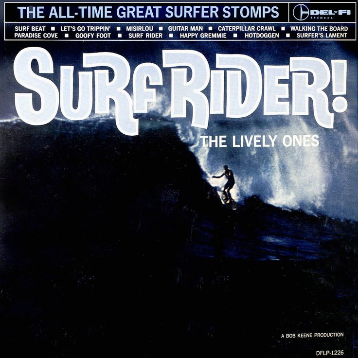 The Lively Ones • Surf Rider