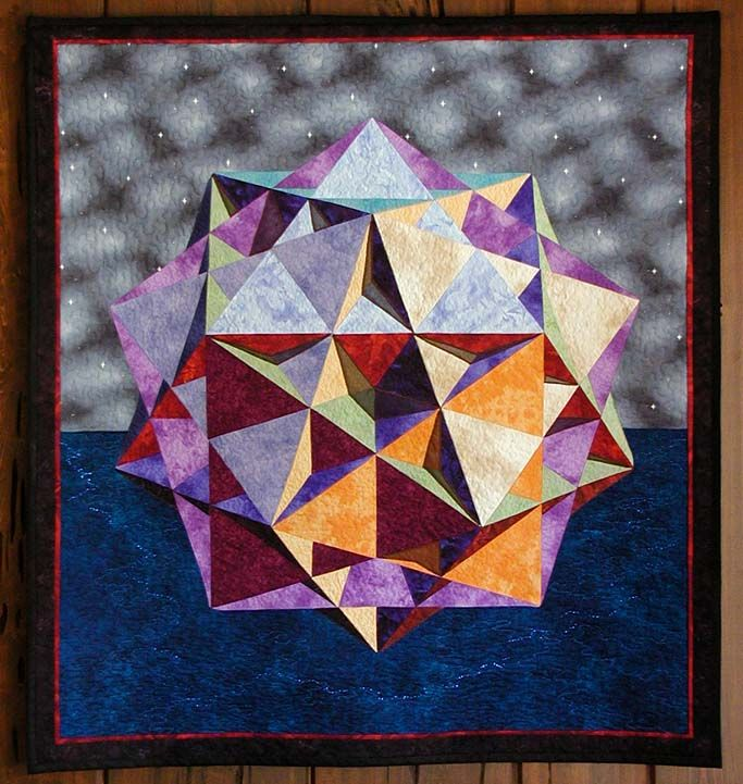 How To Decorate With Patterns 3 Major Secrets: 1000+ Images About I Want To Make 3D QUILTS!! On Pinterest