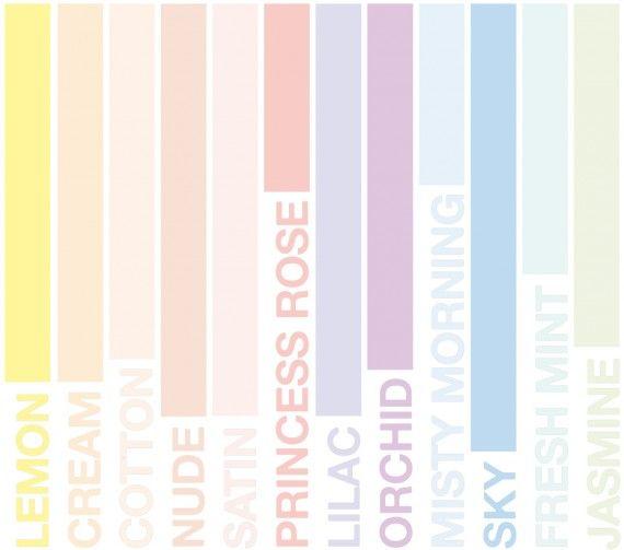 les 31 meilleures images du tableau palettes pastel sur pinterest palettes de couleurs. Black Bedroom Furniture Sets. Home Design Ideas