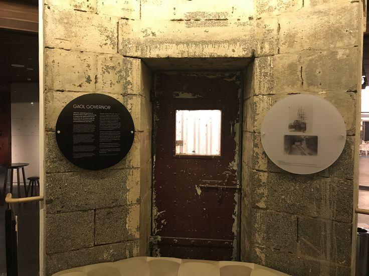 Gaol governor @ Ulumburra