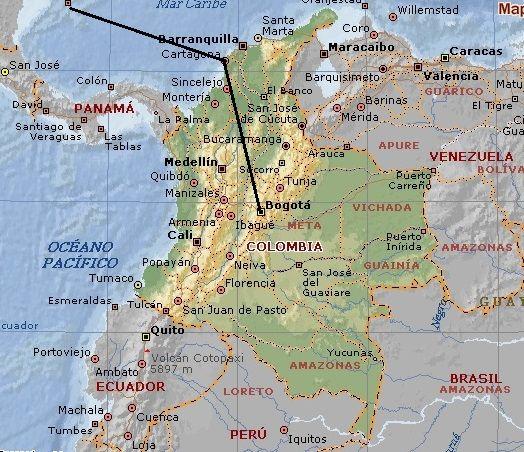Bogota y El Caribe Colombiano - PJR International Travel  http://www.pjrtravel.com/es/destinos/america-del-sur/colombia/bogota-cali-medellin