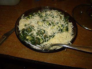 Ania mama Agnieszki: Spaghetti (mama karmiąca)