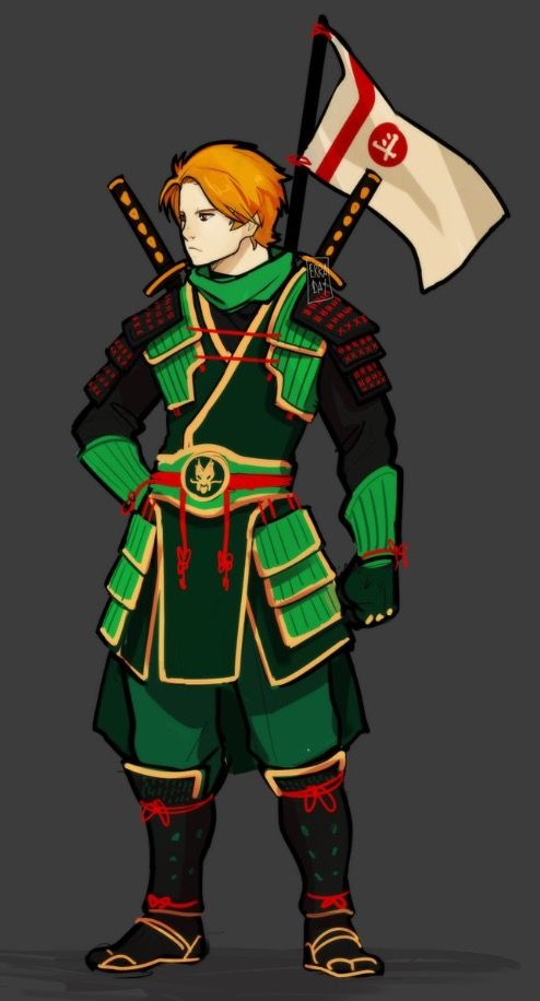 Erraday - Ninjago Lloyd, Hands of Time