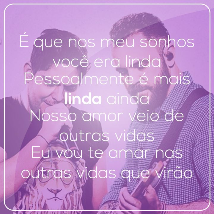 Excepcional 39 best Frases de músicas images on Pinterest | Texts, Words and  GV16