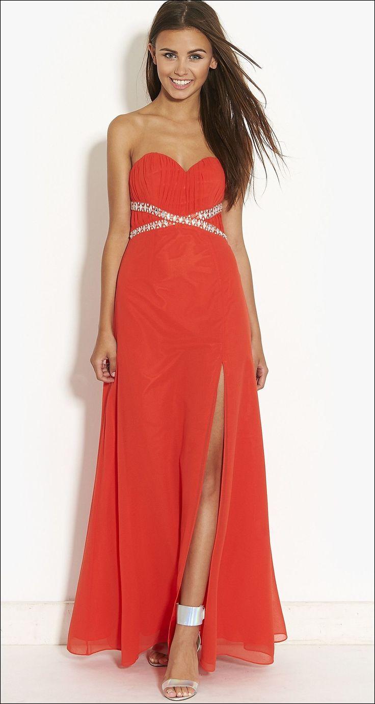 orange-Maxi-Dresses-for-girl