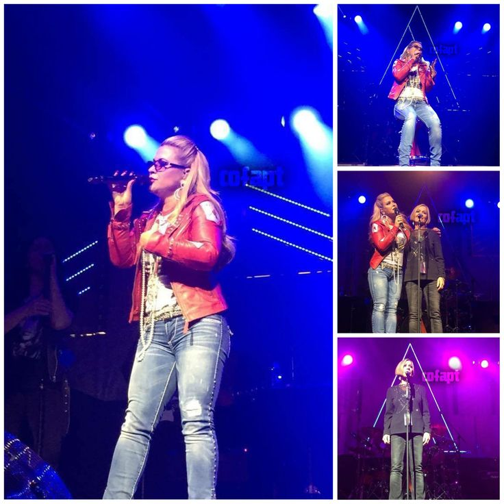 "NEWS: Surprise! Anastacia is performing at Olympia Theatre in Dublin, Ireland this Sunday, May 8th, 2016, and had a very special guest with her! Mother Diane Hurley was on stage and covered a solo of the song ""Danny Boy"" by Andy Williams. Stay tuned for more! Special thanks to Jamie Kelly!"