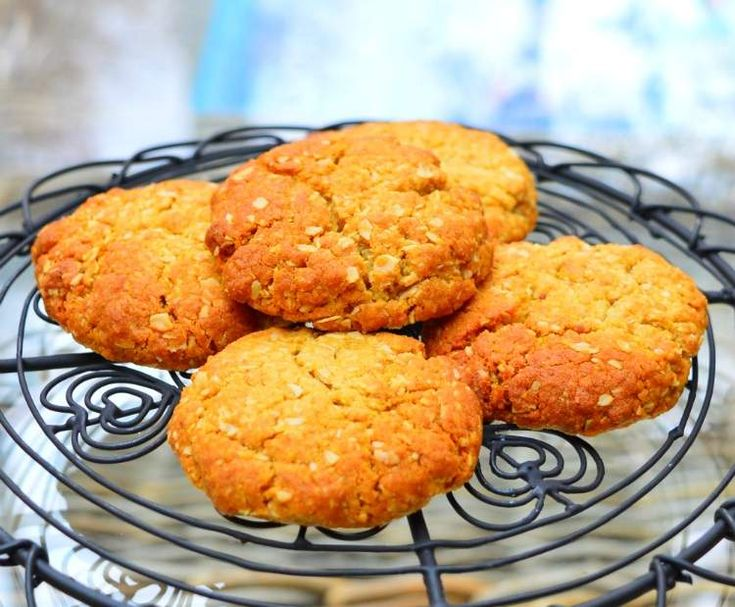 Recipe Anzac Biscuits by Thermomix Diva - Recipe of category Baking - sweet