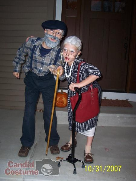 ... granny costume · 17 best images about on pinterest pumpkin ...  sc 1 st  Best Kids Costumes & Grandma Costumes For Kids - Best Kids Costumes