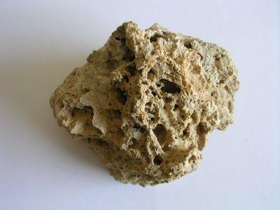 travertino es una roca sedimentaria de origen biog nico