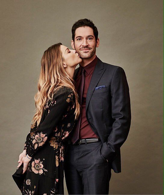 Lucifer Netflix Cast: Tom Ellis And Lauren German