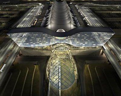 Gensler Completes Plans For DIA South Terminal Redevelopment · Denver  AirportDenver ...