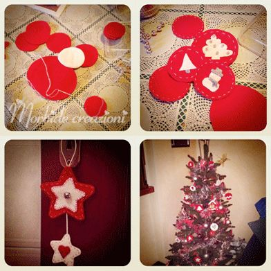 Wip decorazioni natalizie