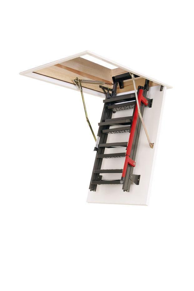 Fakro Lux Metal Çatı Merdiveni
