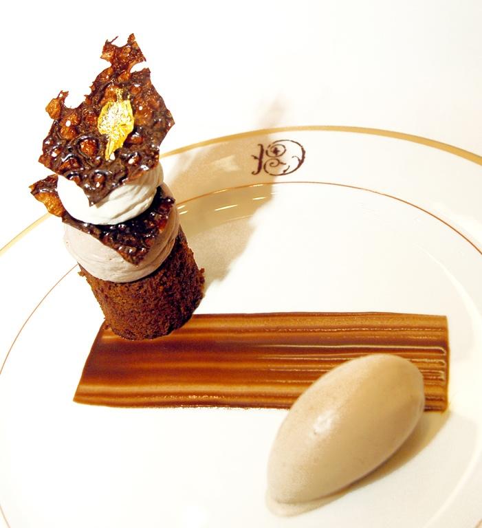 Relais & Châteaux - Daniel New york (USA) - Grand Chef Daniel Boulud. #danielnewyork #dessert #relaischateaux