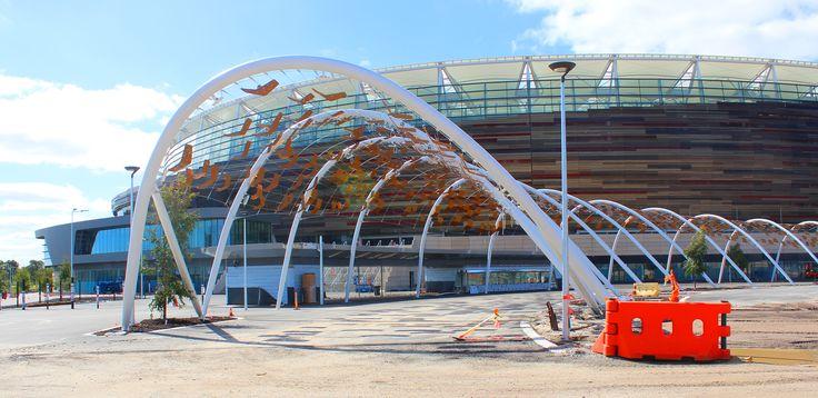 #ERV | UC | New Perth Stadium [ 60,000 seats | Stadia ] - Page 202 - SkyscraperCity
