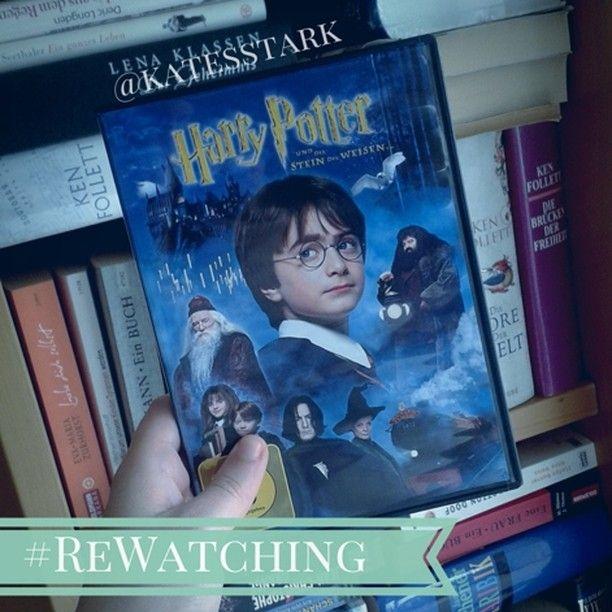 Rewatching Harry Potter Und Der Stein Der Weisen Heute Habe Ich Die Planung Des Nachsten Buchs Abgeschlossen Diesmal In Re Instagram Posts Book Cover Stark