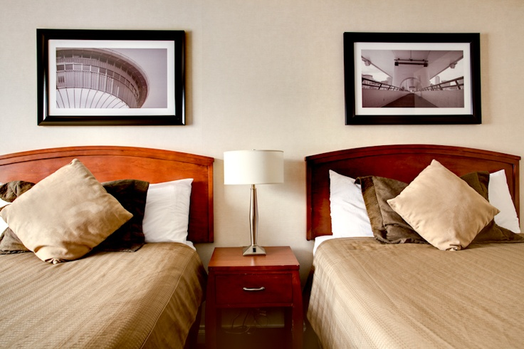 Double the bed power with Sandman Hotel & Suites Calgary West