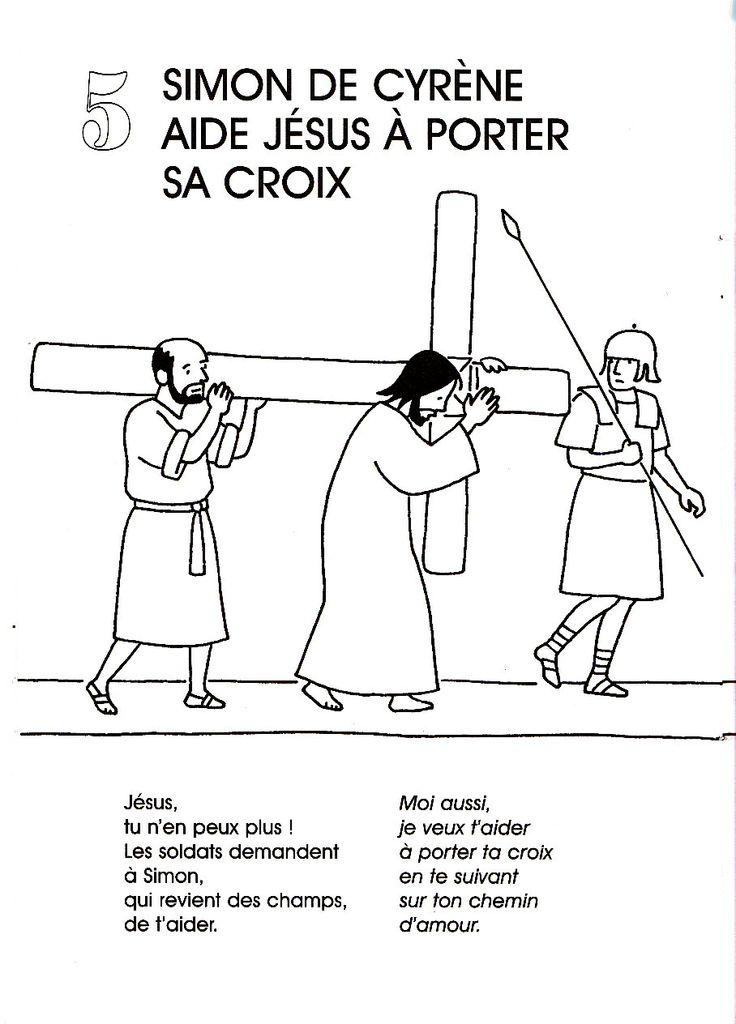 Chemin de la croix 5